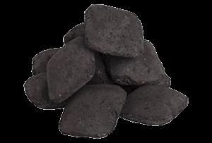 Briquettes for BBQ