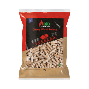 Cherry Wood Pellets