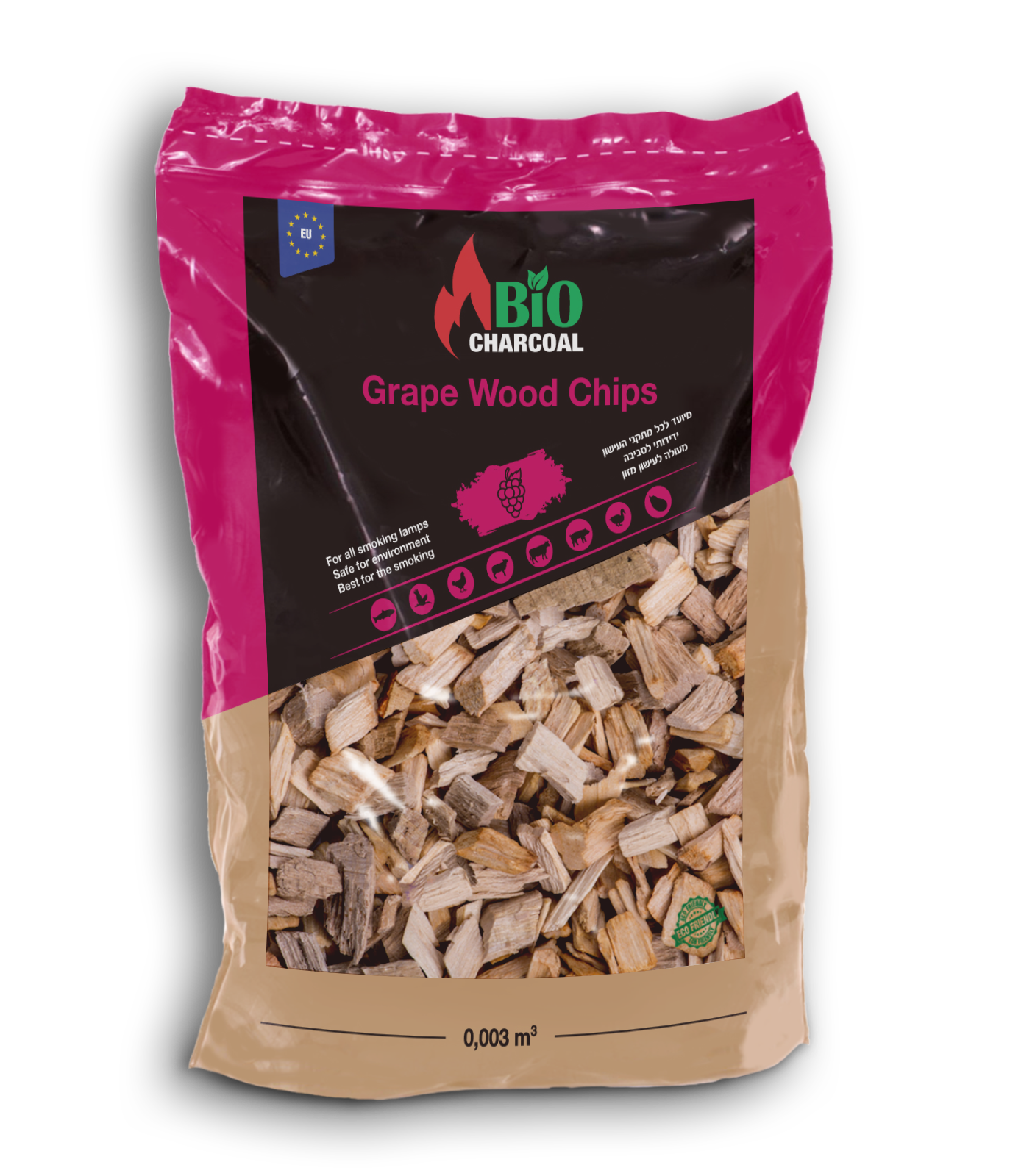 Grape Wood Chips
