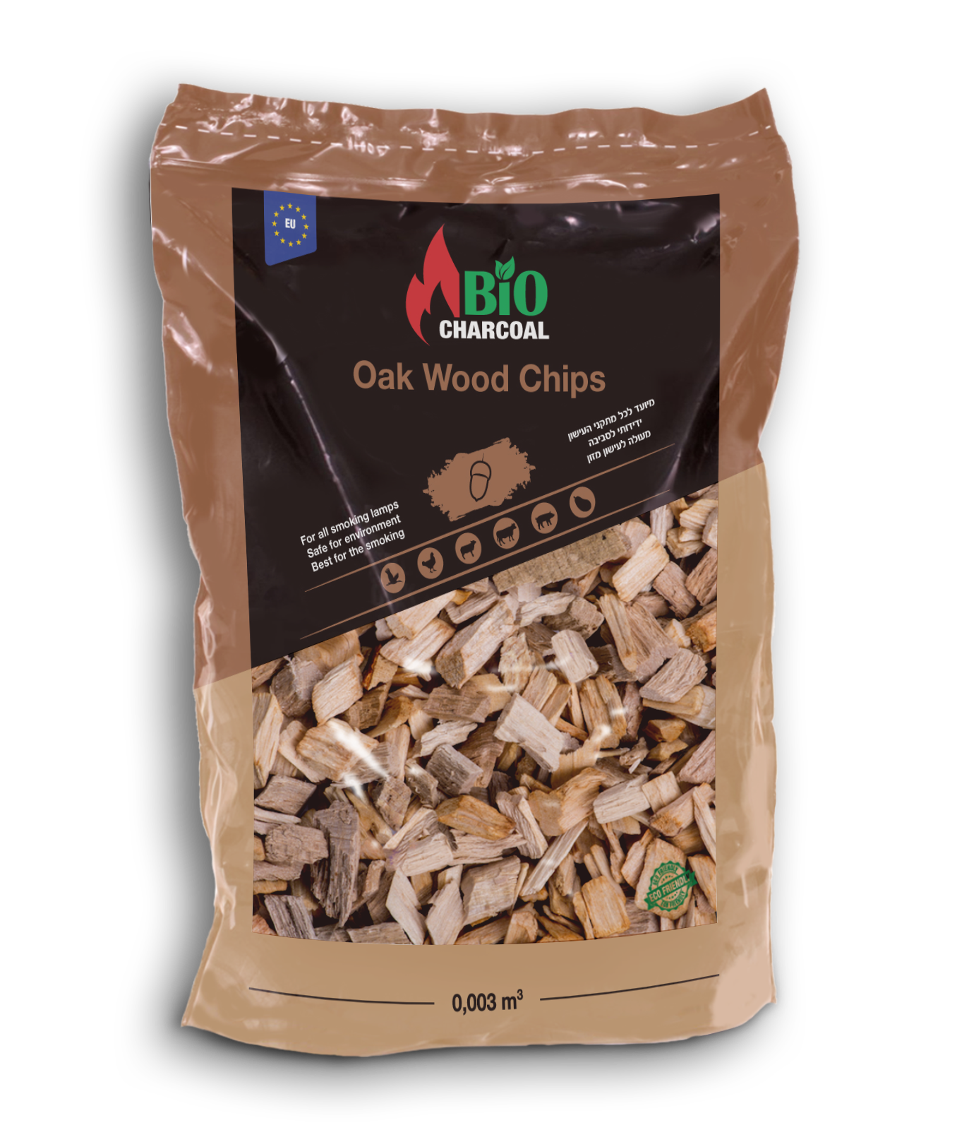 Oak Wood Chips