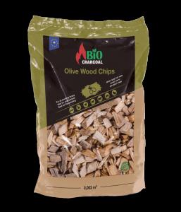 Olive Wood Chips