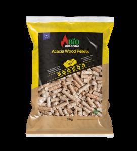 Acacia Wood Pellets