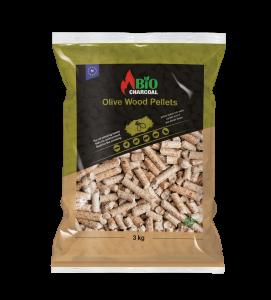 Olive Wood Pellets