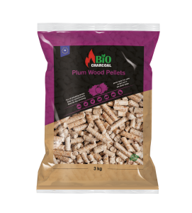 Plum Wood Pellets