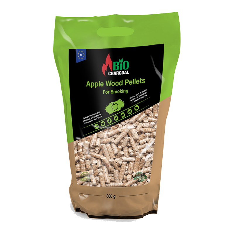 Apple Wood Pellets 300 g